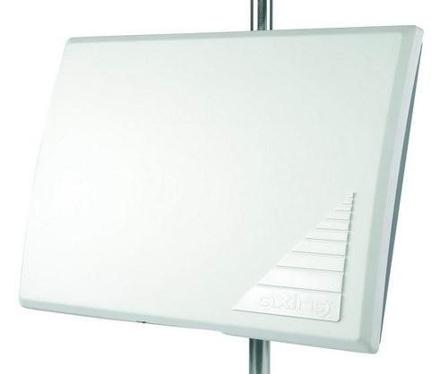 axing dvb t und ukw aussen antenne zimmerantenne. Black Bedroom Furniture Sets. Home Design Ideas