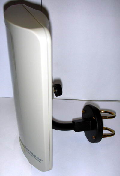 dvb t aussen antenne m dab ukw verst rkung 20db netzteil. Black Bedroom Furniture Sets. Home Design Ideas
