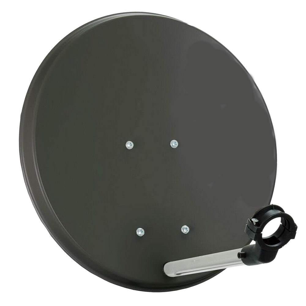 mini sat anlage 42 cm mit lnb 0 1 db und alu stativ standfuss camping garten von satelliten. Black Bedroom Furniture Sets. Home Design Ideas